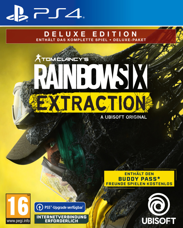 Rainbow Six Extraction (Édition Deluxe)