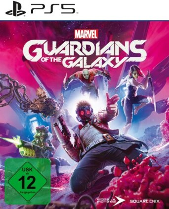 Marvel's Guardians of the Galaxy (German Edition)