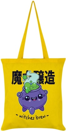 Kawaii Coven: Witches Brew - Tote Bag