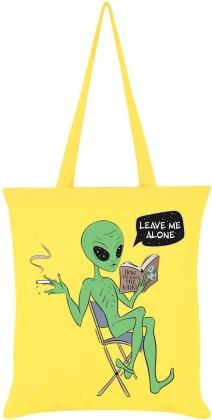 Alien: Leave Me Alone - Tote Bag