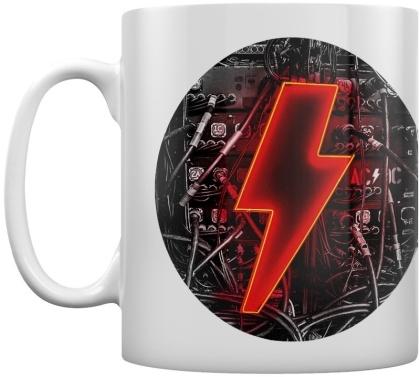 AC/DC: Angus PWR/UP - Mug