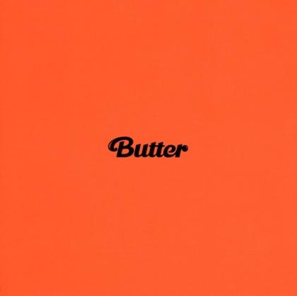 BTS (Bangtan Boys) (K-Pop) - Butter (Boxset, 4 Songs, Versions Randomly Shipped)