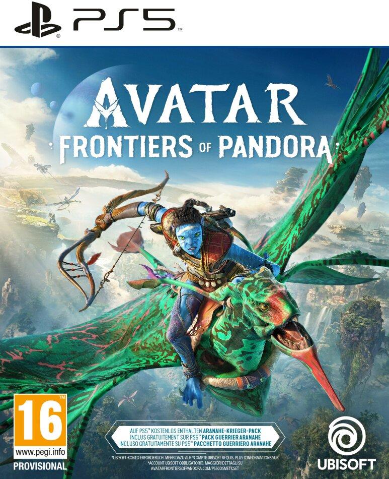 Avatar - Frontiers of Pandora