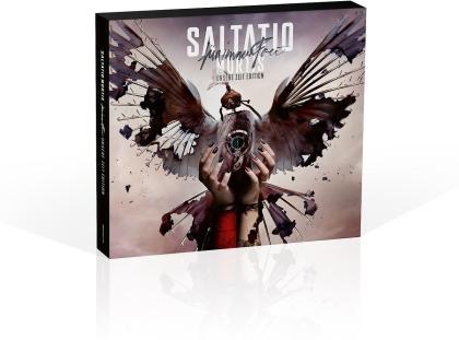 Saltatio Mortis - Für Immer Frei (Unsere Zeit Edition, Limitata, 2 CD + DVD)