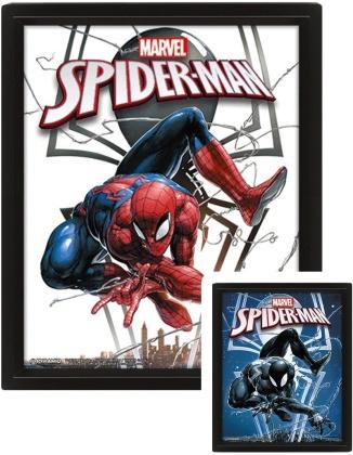 Marvel: Spider-Man/Venom - 3D Lenticular Poster