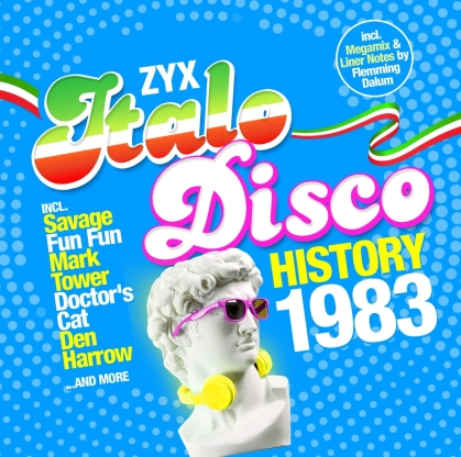 ZYX Italo Disco History: 1983 (2 CD)