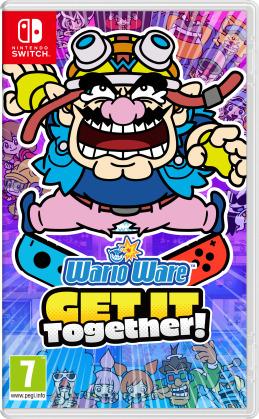 WarioWare: Get iI Together!