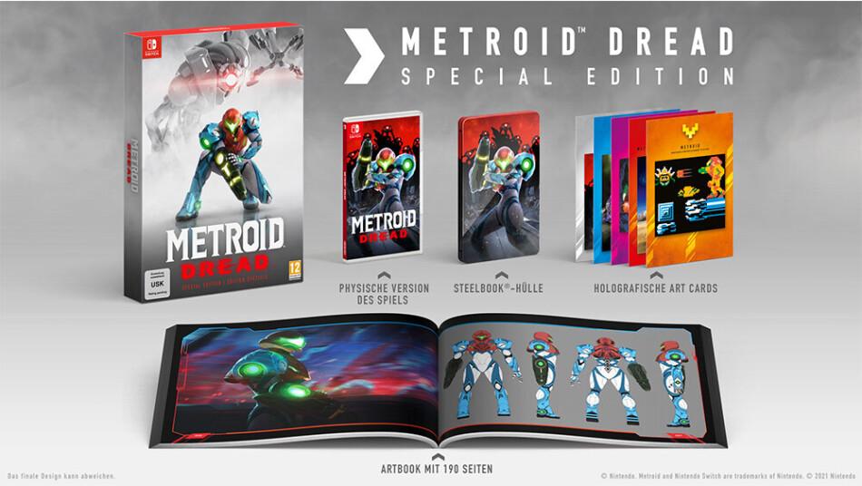 Metroid Dread (Special Edition)