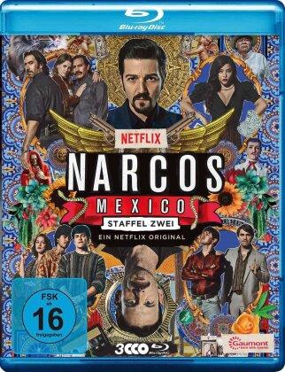 Narcos: Mexico - Staffel 2 (3 Blu-rays)
