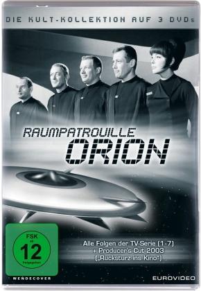 Raumpatrouille Orion - Die Kult-Kollektion (3 DVDs)