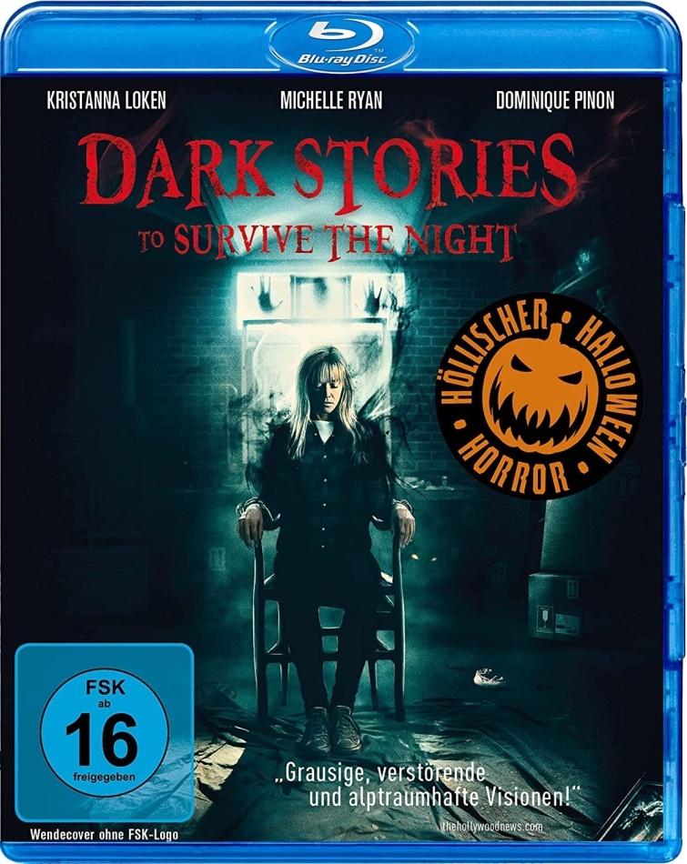 Dark Stories to Survive the Night
