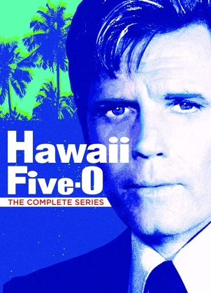 Hawaii Five-O - Complete Series (72 DVDs)