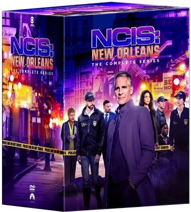 NCIS: New Orleans - The Complete Series (39 DVDs)