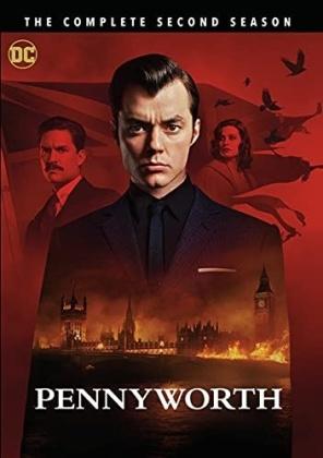 Pennyworth - Season 2 (3 DVDs)