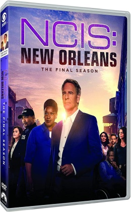 NCIS: New Orleans - Season 7 - The Final Season (4 DVDs)