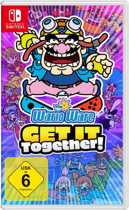 WarioWare: Get It Together! (German Edition)