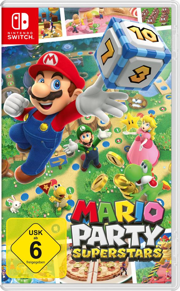 Mario Party Superstars (German Edition)