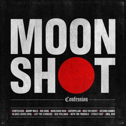 Moon Shot - Confession (Digipack)