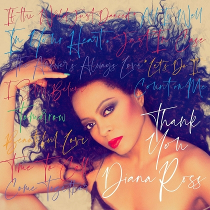 Diana Ross - Thank You (2 LPs)