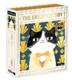 Bookish Cats: The Great Catsby - 100 Piece Puzzle