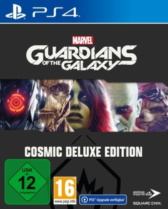 Marvel's Guardians of the Galaxy - (Cosmic Deluxe Edition)