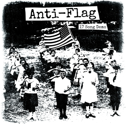 Anti-Flag - 17 Song Demo (Digipack, 2021 Reissue, New Red Archives)