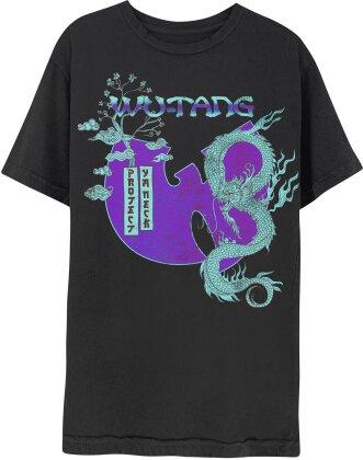 Wu-Tang Clan Unisex T-Shirt - Dragon Bonsai