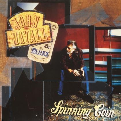 John Mayall - Spinning Coin (2021 Reissue, Music On Vinyl, 1995 Studio Album, Black Vinyl, LP)