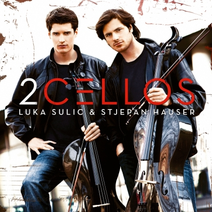 2Cellos (Sulic & Hauser) - --- (2021 Reissue, Music On Vinyl, Deluxe Sleeve, Limited To 1500 Copies, 10th Anniversary Edition, LP)