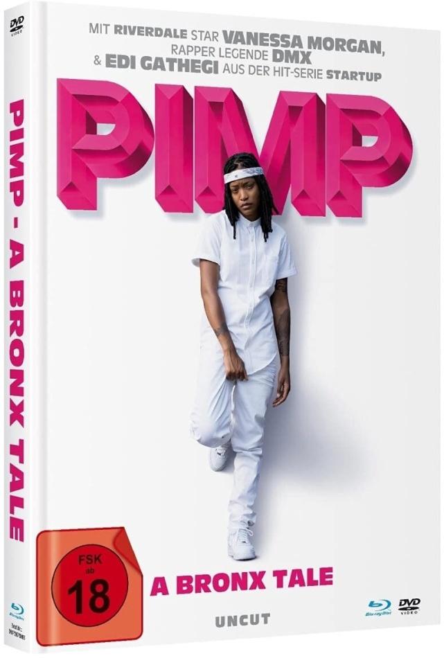 Pimp - A Bronx Tale (2018) (Limited Edition, Mediabook, Uncut, Blu-ray + DVD)