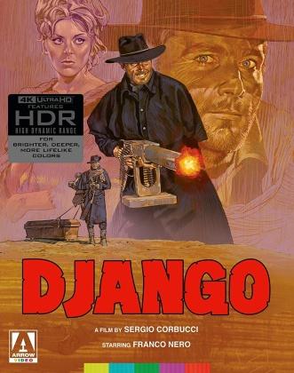 Django (1966) (4K Ultra HD + Blu-ray)