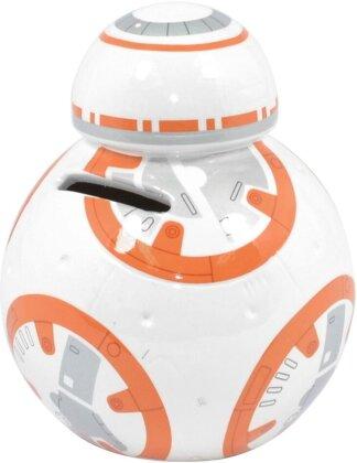 Tirelire 3D - Star Wars - BB8 - 11 cm