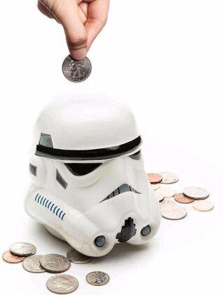 Tirelire 3D - Star Wars - Stormtrooper - 11 cm
