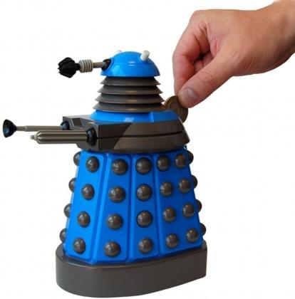 Tirelire Dalek - Dr Who