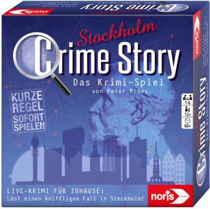 Crime Story - Stockholm (Spiel)