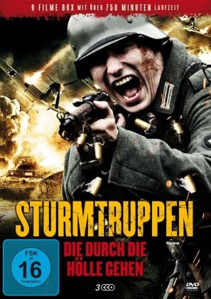Sturmtruppen - Die durch die Hölle gehen (3 DVDs)