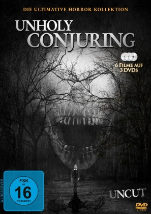 Unholy Conjuring (Uncut, 3 DVDs)