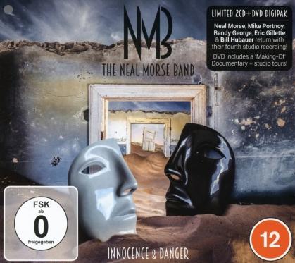 The Neal Morse Band - Innocence & Danger (2 CD + DVD)