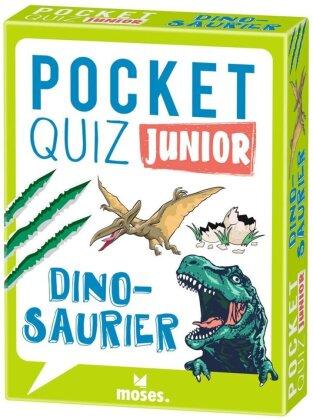 Pocket Quiz junior Dinosaurier
