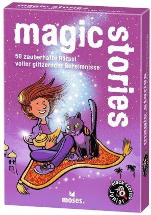 Black Stories Junior - Magic Stories