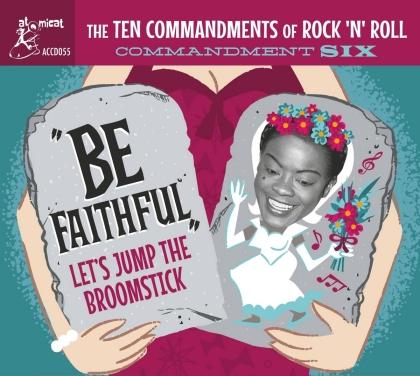 Ten Commandments Of Rock 'N' Roll Vol. 6
