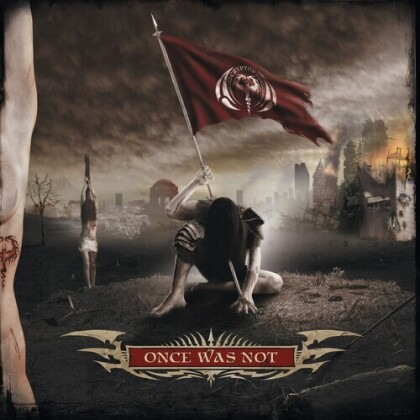 Cryptopsy - Once Was Not (2021 Reissue, Punishment 18 Records)