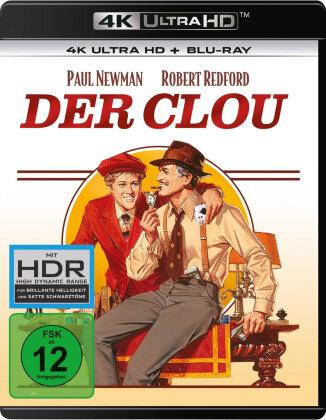 Der Clou (1973) (4K Ultra HD + Blu-ray)