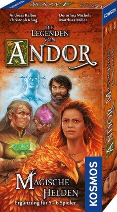 Die Legenden von Andor - Magische Helden