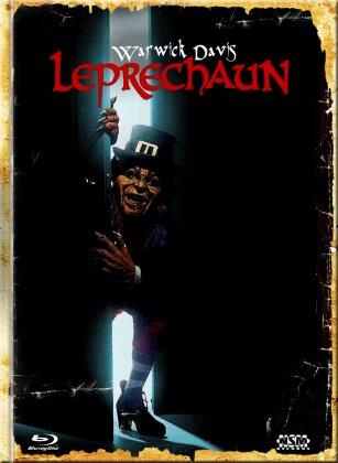 Leprechaun (1993) (Cover C, Collector's Edition Limitata, Mediabook, Blu-ray + DVD)