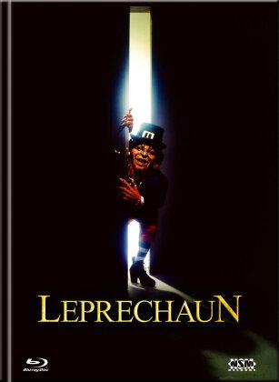 Leprechaun (1993) (Cover A, Collector's Edition Limitata, Mediabook, Blu-ray + DVD)