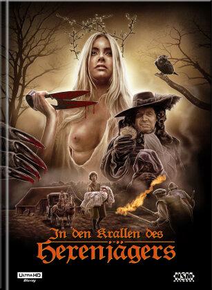 In den Krallen des Hexenjägers (1971) (Collector's Edition Limitata, Mediabook, Uncut, 4K Ultra HD + Blu-ray)