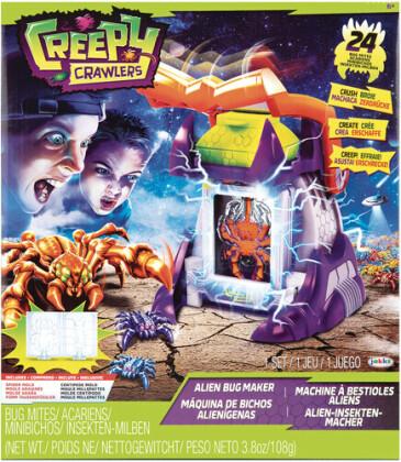 Jakks Pacific - Creepy Crawlers Alien Bug Creator Cs (Net)