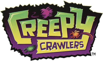 Jakks Pacific - Creepy Crawlers Alien Bug Creator Refill Pack W1 A
