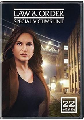 Law & Order - Special Victims Unit - Season 22 (4 DVDs)